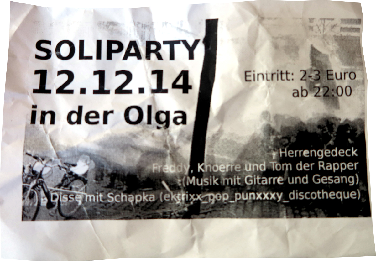 Soliparty Olga